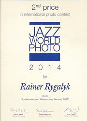World Jazz Award 2014