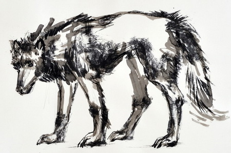 "Judith Wagner, ""Wolf"""